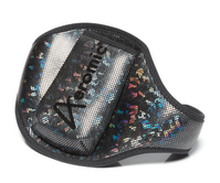 Black Sparkle Aeromic pouchbelt
